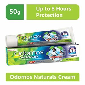 Dabur Odomos Naturals Non-Sticky Mosquito Repellent Cream