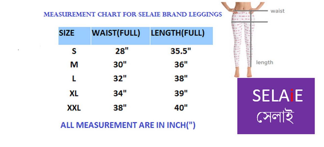 Leggings Chart